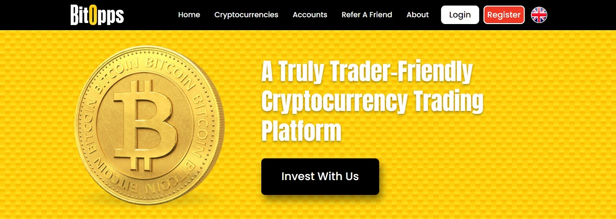 BitOpps home page