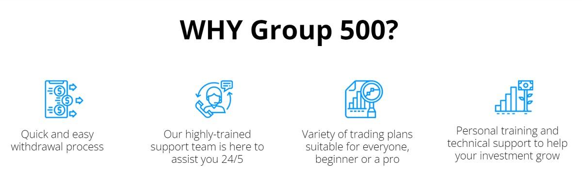 Group 500 Training & Education